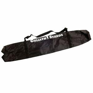 Goliath Boom Microphone Mic Stand Zipped Nylon Gig Bag Black