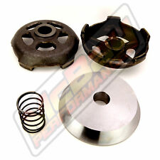 "4-Piece Brake Lathe Bell Clamp & Cone Set for Large Trucks - 1-7/8"" Arbor Usa"