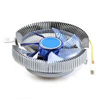 LED CPU Kühler Lüfter Kühlkörper für Intel LGA775 1155/1156 i3 / i5 / i7 AM2/ 3