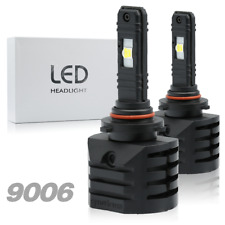 9006 CREE-XHP50 LED Headlight Light Fog Light Bulb Kit Low Beam 6000K White
