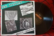 ROD STEWART ***Mexico Sold Out*** VERY RARE 1989 Mexican LP GREATEST HITS
