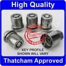 LOCKING WHEEL NUTS TOYOTA MR2/MR-S ALLOY M12X1.5 SECURITY STUD LUG BOLTS [A0e]