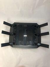 Netgear R8000-100NA Nighthawk X6 AC3200 Tri-Band WiFi Router - Black (UZ1016)