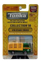 2009 Tonka Collection 10 #16 Stake Truck