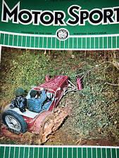 1964 FORD LOTUS CORTINA TWIN CAM TEST GILBERN GT KIT