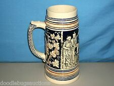 "Vintage MR Marzi & Remy 8 1/2"" German Tankered Beer Stein #M/R 3163 14"