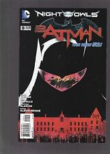Batman #9 1st Printing! Night of The Owls Tie In Issue! DC The New 52! Snyder!