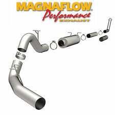 "Magnaflow 4"" Turbo Back Exhaust System 1998-2002 Dodge Ram 2500 3500 Diesel 5.9L"