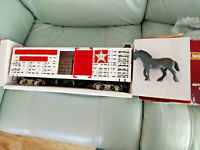 BACHMANN BIG HAULERS EMMETT KELLY JR. ALL STAR CIRCUS HORSE CAR