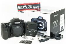 Canon EOS 7D II MK2 DSLR Body - Boxed - Shutter count 25,759