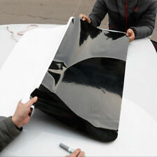2807 Car Imitation Sunroof Sticker Black Glossy Wrap Roof Vinyl Film DIY Decorat
