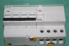 Disjoncteur IC60 C50 A9F77450 VIGI IC60 4P 63A  A9V19463 schneider