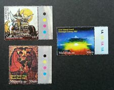 Treasure Of The Nation Visual Arts Malaysia 2008 (stamp color code) MNH #4