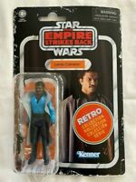STAR WARS The Empire Strikes Back Retro Collection Lando Calrissian NEW SEALED