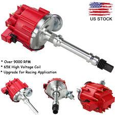 Chevy SBC BBC Racing Distributor HEI Ignition 305 350 400 454 Small/Big Block