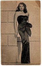 GILDA (Columbia, 1946) * RITA HAYWORTH * VINTAGE MOVIE HERALD #1 * ARGENTINA