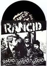 "Rancid ""Radio Radio Radio"" 7"" NM OOP Operation Ivy Nofx Blink 182"