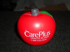 "CAREPLUS HEALTH PLANS APPLE 3"" STRESS BALL"