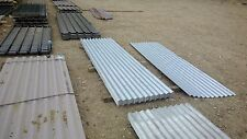 new galvanized corrugated roofing sheets 12ft x 2ft 9 inch 2ft 6 inch cover
