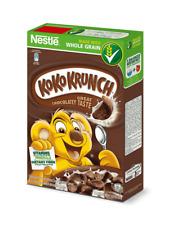 Nestle KoKo Krunch Breakfast Cereals Chocolate Flavor 330 g.