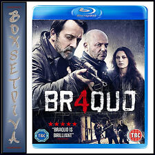 BRAQUO - THE COMPLETE SEASON FOUR - SEASON 4 *BRAND NEW BLU-RAY**