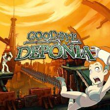 Goodbye Deponia Region Free PC KEY (Steam)