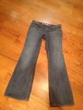 juicy couture flare WOMENS BLUE JEANS SIZE 31