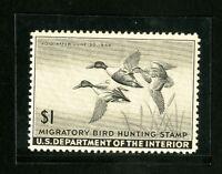 US Stamps # RW12 XF OG NH Fresh