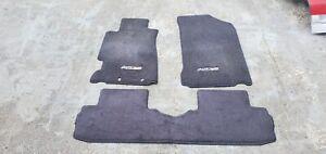 02-06 Acura RSX Type-S OEM floor mats,es1,es2,em1,em2,si,dc5,ep3,vtil