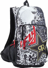 FLY ROCKSTAR Jump Pack Rucksack/Backpack Black/Yellow Motocross MX Enduro Bag