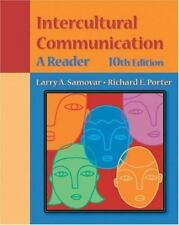 Intercultural Communication: A Reader (with InfoTrac) (Wadsworth Series in Speec