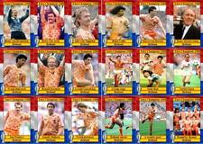 Holland 1988 European Championship winners football trading cards Euro 1988