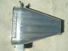 HERBERT fuel injection system 671 blower scoop hat bug catcher and paperwork