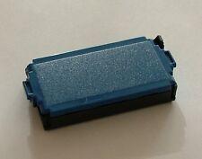 TRODAT cassette d'encrage pour tampon encreur 6/4912 bleu neuf