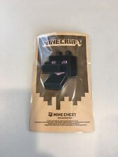 Minecraft ENDER DRAGON Pin Loot Crate Mine Chest Exclusive LQQK!