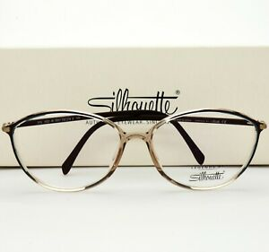 Silhouette Eyeglasses Frame 3502 40 6083 53-14-125 without case