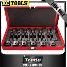 "KC Tools Socket Set Impact Star 12 Piece 1/2"" Dr 113400"