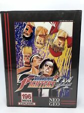 Neo Geo AES KING OF FIGHTERS'94 (versione US) con scatola originale e manuale