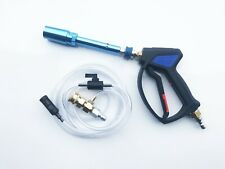 Heavy Duty Foaming Power Washing System with Inline Chemical Injector