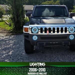2006-2010 Hummer H3 Halo Kit