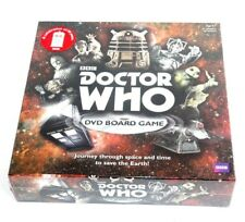 ✨ DOCTOR WHO BOARD GAME (BRAND NEW AND SEALED)BBC TV SHOW SCI-FI DVD MATT SMITH✨