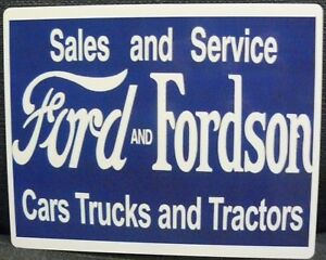 FORD FORDSON,TRACTOR,ALUMINIUM SIGNS WALL HANGING, ,