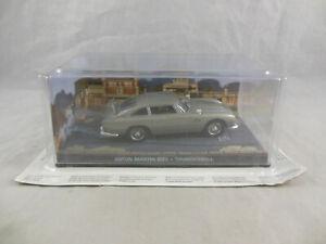 "GE Fabbri James Bond 007 Collection Aston Martin DB5 ""Thunderball"" Spraying Oil"