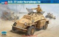 Hobbyboss Model Kit 82442  1/35 WW II German Sd.Kfz.222 Leichter Panzerspahwage