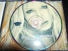 Dannii Minogue The Singles Best Of Australian Picture Disc CD - Like New