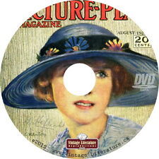 Picture-Play Magazine {Vintage 1920s  Film, Screen & Movies} on DVD