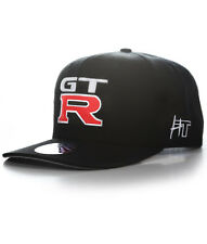 Hardtuned Nissan R32 R33 R34 R35 GT-R Ultimate Cap, Puff Embroided with Leather