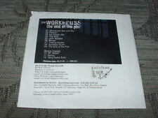 The Workhouse:   The End Of The Pier  PROMO  devil in the woods  CD   NM