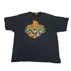 Mighty Morphin Power Rangers XL Shirt VTG Retro 90s Rare