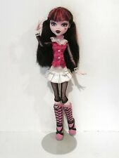 COMPLETE Draculaura First Wave Monster High Doll *Collector Owned*